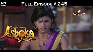 Chakravartin Ashoka Samrat - 4th January 2016 - चक्रवतीन अशोक सम्राट - Full Episode(HD)