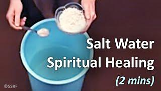 Salt Cleansing