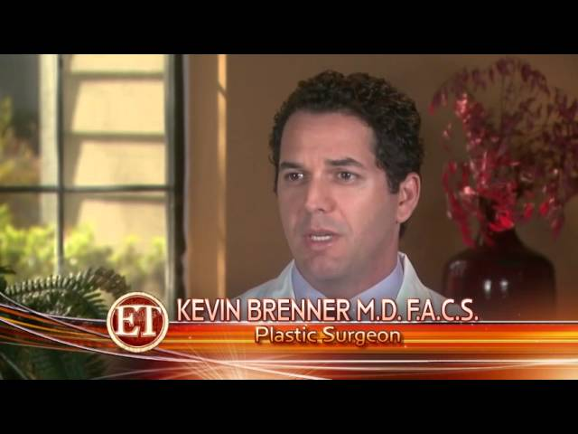 Dr  Kevin Brenner discusses facelift recovery on Entertainment Tonight