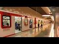 Subte En Santiago Metro En Santiago De Chile mp3