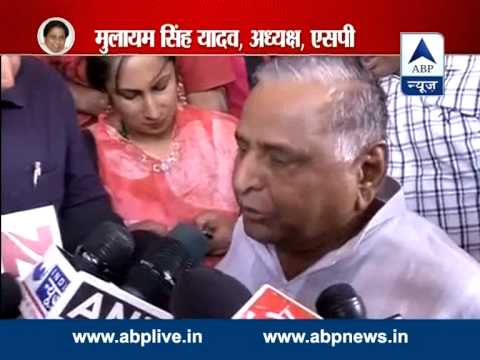 ABP News special: Mayawati rubbishes suggestions of alliance with SP l Mulayam ready