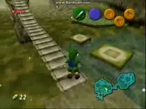 The Legend of Zelda - Ocarina of Time - The Legend of Zelda: Ocarina of Time on Vizzed (Part One) - User video