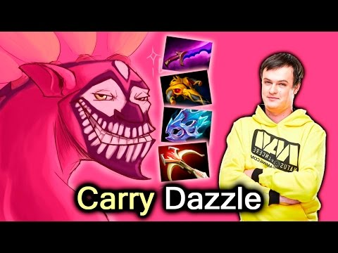 XBOCT carry Dazzle from mid — Dota 2