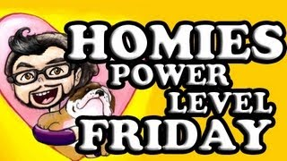 Homies Power Level Friday | Homiecraft Ep.64 | The Best and Worst Battles