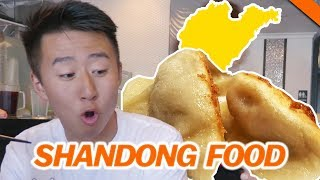 BEST CHINESE DUMPLINGS w/ JIMMY ZHANG (Shandong Food) - Fung Bros Food