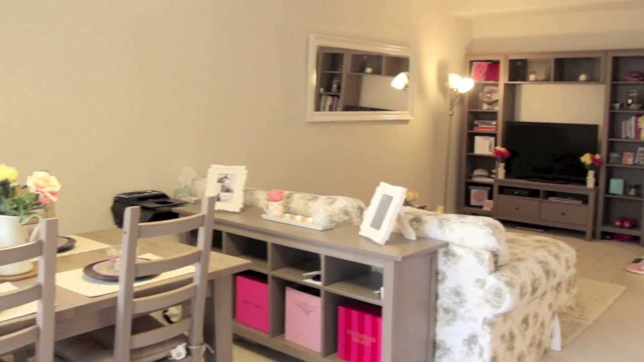 My apartment living room tour ilikeweylie youtube - Pictures of apartment living rooms ...