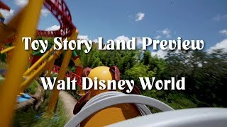 Toy Story Land Preview - Disney's Hollywood Studios