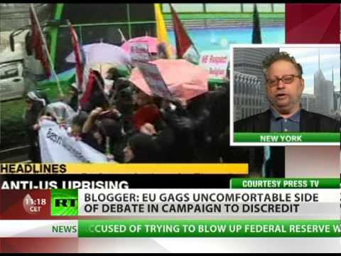 'EU gags Iran news to silence uncomfortable voice'