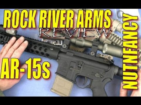 Rock River Arms AR15 Review by Nutnfancy