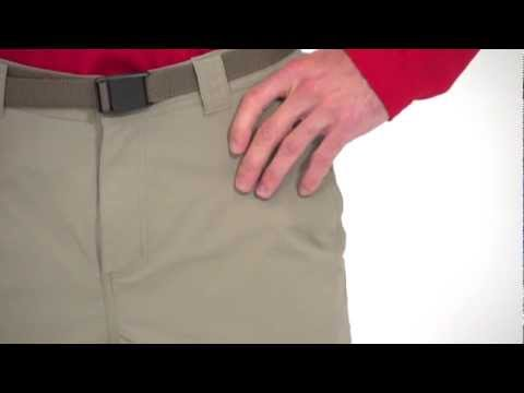Video: Men's Silver Ridge Cargo Shorts