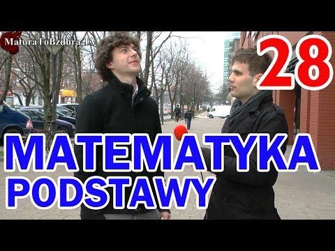 TV jaja - Matura to bzdura - matematyka