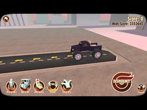 Turbo Dismount - Roundabout