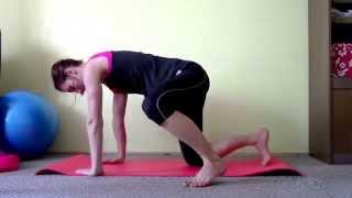 Zdrowy Kręgosłup. Kiedy boli szyja cz.3. Ćwiczenia na bóle w górnym odcinku kręgosłupa.