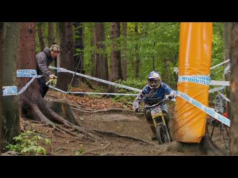 FOX Racing Shox riders at 2010 WC 1 - Maribor Video