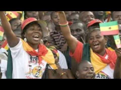 Welcome 2 Ghana[Produced by Ofori-Mensah]