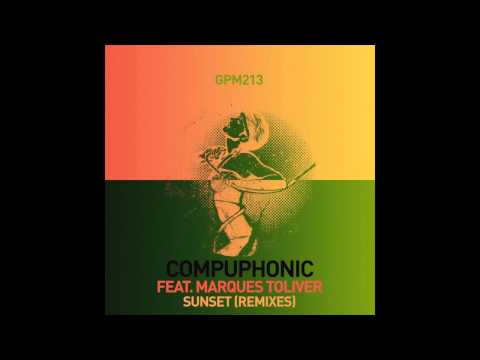 Compuphonic feat. Marques Toliver - Sunset (Aeroplane Remix)