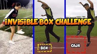 INVISIBLE BOX CHALLENGE (RETO DE LA CAJA INVISIBLE) - TATTOXTREME