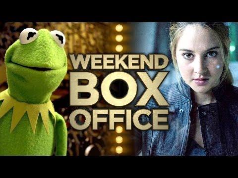 Weekend Box Office - March 21 - March 23, 2014 - Studio Earnings Report HD