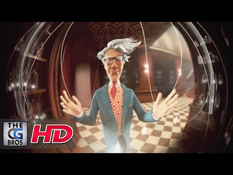 "CGI 3D Animated Spot HD: ""The Shop"" by - TAX FREE FILM"