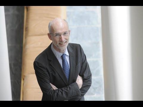 2014 Millennium Technology Prize winner Stuart Parkin's public lecture