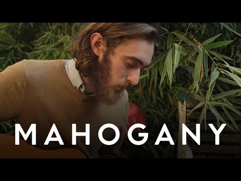 Keaton Henson - You Don&#039;t Know How Lucky You Are (Acoustic) // Mahogany Session