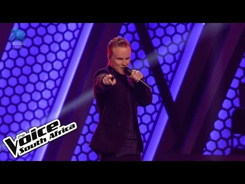 Josh - Eye Of The Tiger | The Live Show Round 2 | The Voice SA