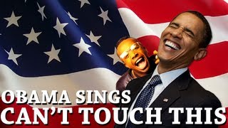 download lagu Barack Obama Singing Can't Touch This By Mc Hammer gratis