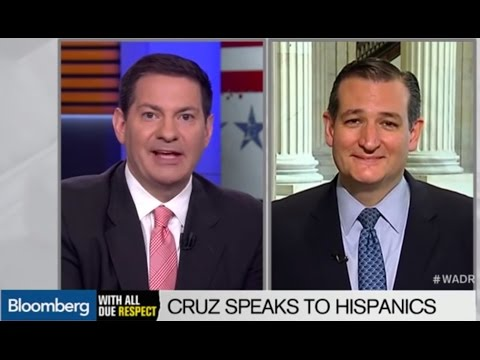 Watch How Much Class Ted Cruz Shows In Anwering Mark Halperin's Stupid Questions