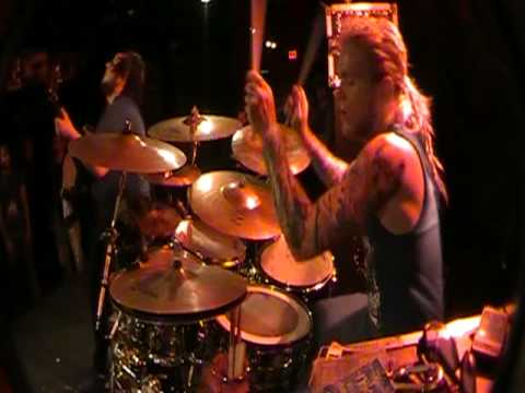 Rose Funeral - Redeemer Of Flesh [LIVE] March 8 2010
