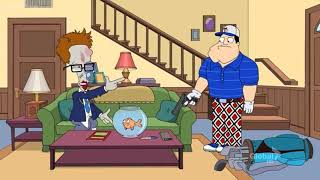 American Dad Funny Moment   Roger Sell the Senator's Daughter to a Drug Dealer