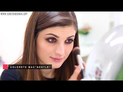 Maquillaje para ojos grandes o saltones