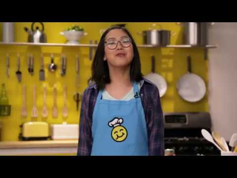 Madison Hu's Personal Pizza Recipe   Be Your Best Snackdown   Disney Channel