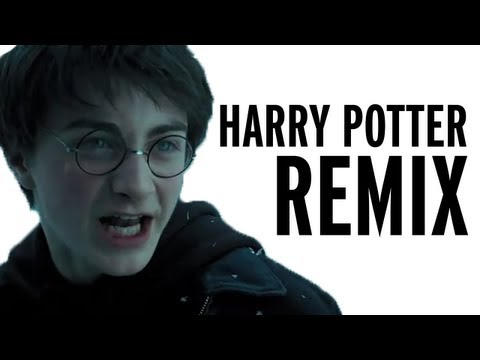MIKE RELM - HARRY POTTER AND THE REMIX OF DEATH