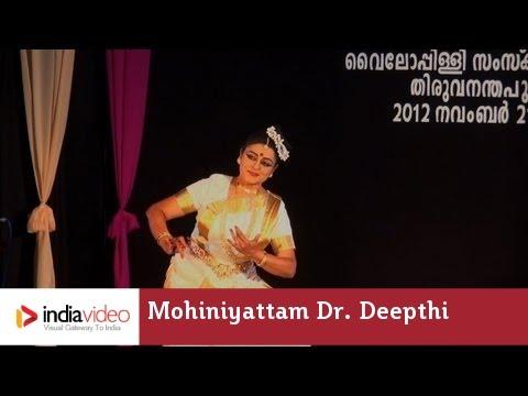 Mohiniyattam by Dr. Deepthi Omchery ...