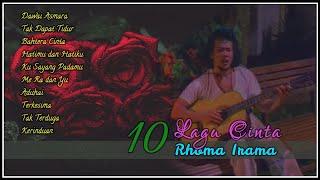 Download lagu 10 Lagu Cinta Rhoma Irama
