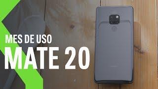 Huawei MATE 20, mes de uso: ser el del medio nunca sintió tan bien