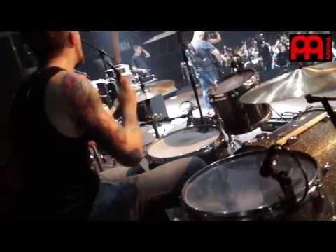 KnyaZz -Kukla Kolduna ( Pavel Lokhnin Drumcam)