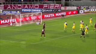 Serie A 2013-14, Livorno-Parma 0-3: gli highlights con commento di Parma Channel