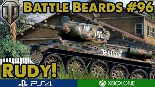 DOG TANK! Battle Beards #96 (Xbox One)