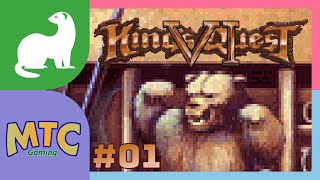 Let's Co-Play King's Quest VI Part 1 — Heir Today, Gone Tomorrow — Thankfully no trace???