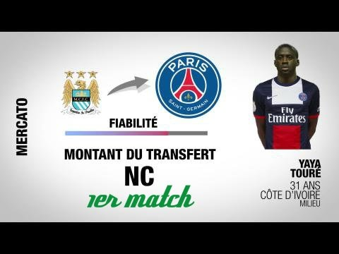 Carierre //Manager Episode 2  Yaya touré aux Psg Longs Shot ?