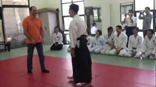 Full version: Turkish Wrestler vs Aikidoka