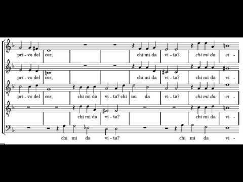 Монтеверди Клаудио - Volgea l