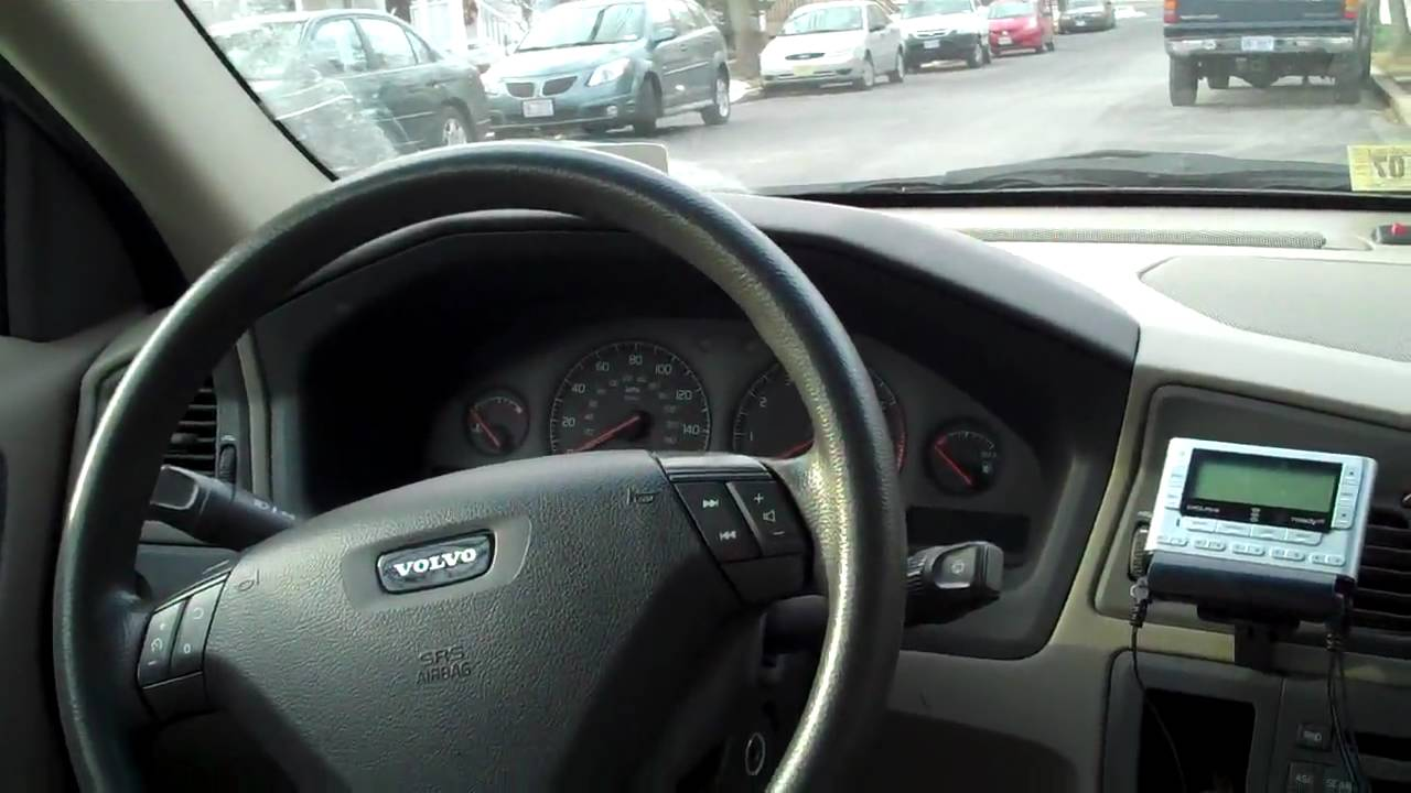 2002 Volvo S60 Base interior - YouTube