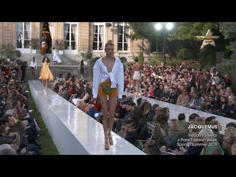 JACQUEMUS Paris Fashion Week Spring/Summer 2019