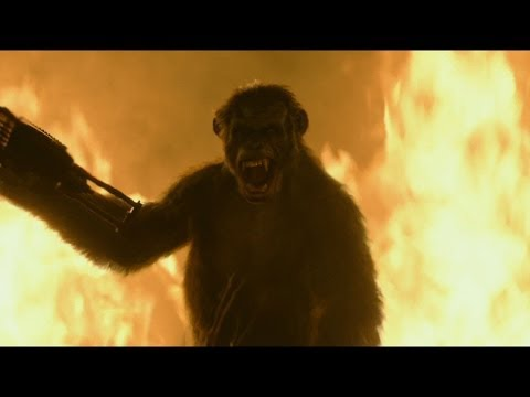 Dawn of the Planet of the Apes - Trailer R