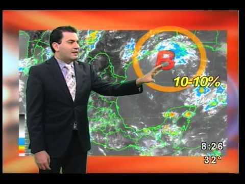 26-27/Agosto/2014 Pronóstico del tiempo Monterrey Clima TVNL
