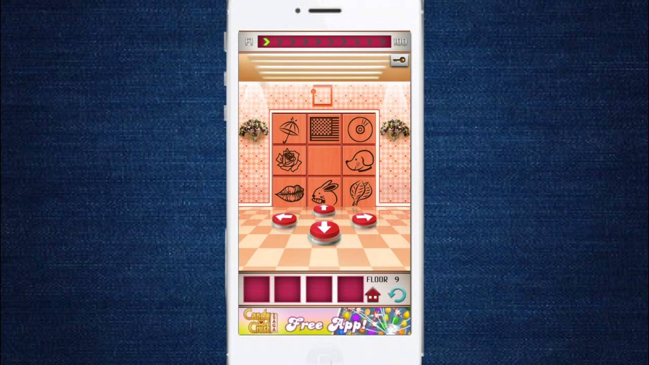 100 floors valentine level 9 walkthrough youtube for 100 floors valentines floor 9