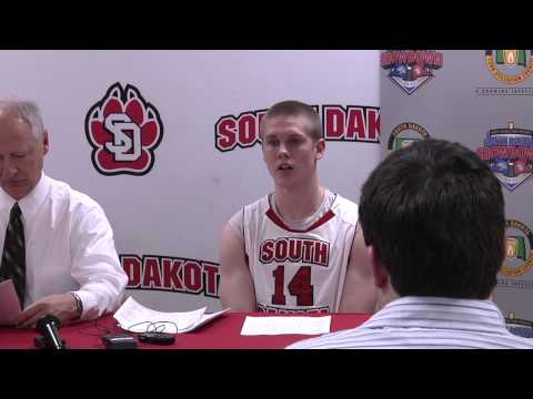 MBB: SDSU-South Dakota post game press conference