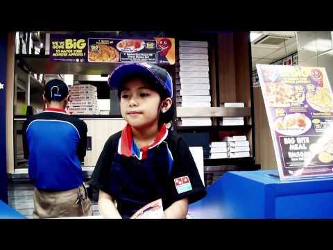 Domino's Pizza Malaysia 10 Sen at Manjalara Store